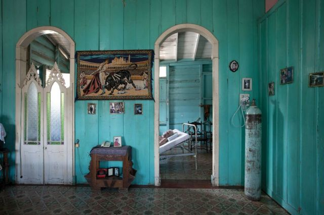 The Mortality of Vicente – Güines, Cuba